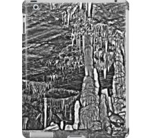 Monochromatic out of control iPad Case/Skin