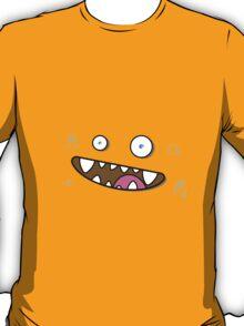 Happy Monster - Orange T-Shirt