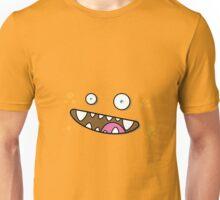Happy Monster - Orange Unisex T-Shirt
