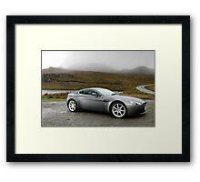 V8 ..... Framed Print