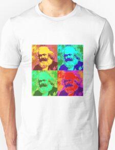 Karl Marx Pop Art T-Shirt