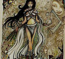 Marie Yokota the Cloud Tiger by C Reeves A Budd