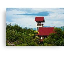 Phuket House Canvas Print