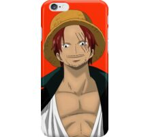 Shanks iPhone Case/Skin