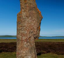 Inside Brodgar by Claire Walsh