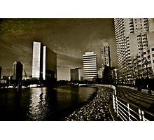Newport Financial Center Photographic Print