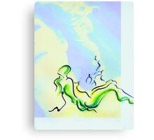 Flight of Fancy 4 Canvas Print
