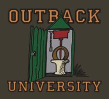 Outback University, Funny by Ron Marton