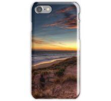 Cape Woolamai sunset iPhone Case/Skin