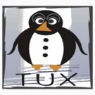 TUX:  STRAIGHT-UP by dragonindenver