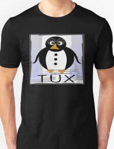 TUX:  STRAIGHT-UP T-Shirt