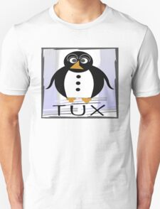 TUX:  STRAIGHT-UP T-Shirt