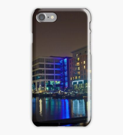 Clarence Dock Leeds  iPhone Case/Skin