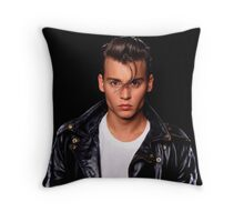 crybaby Throw Pillow