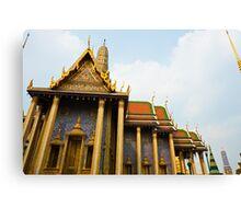 Bangkok Grand Palace Canvas Print