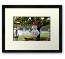 Have a Holly Jolly Christmas Framed Print
