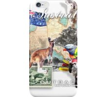 austraila iPhone Case/Skin