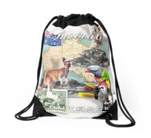 austraila Drawstring Bag