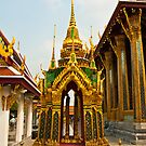 Grand Palace in Bangkok by Nickolay Stanev