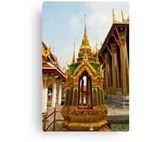 Grand Palace in Bangkok Canvas Print
