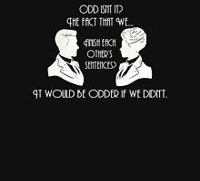 Bioshock - Odd isn't it? (White) Unisex T-Shirt