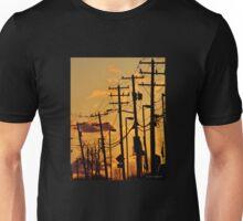 Electric Sunset Unisex T-Shirt
