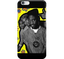 DE LA SOUL iPhone Case/Skin