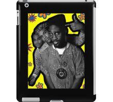 DE LA SOUL iPad Case/Skin