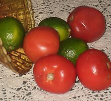 Tomatos and Limes by JMH77