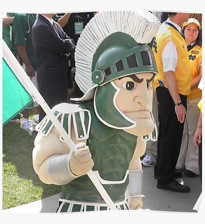 Sparty Poster