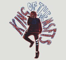 Jaden Smith - King of the MSFTS T-Shirt
