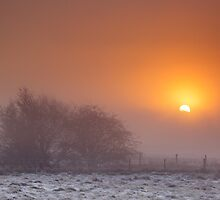 Christmas Sunrise by James Coard