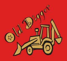 Old Digger by Ron Marton