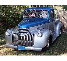 1941 Chevrolet Pickup Truck Photographic Print