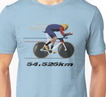 Wiggo Record Breaker Unisex T-Shirt