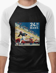 Vintage - 24 Hours of Le Mans (24 H du Mons) T-Shirt