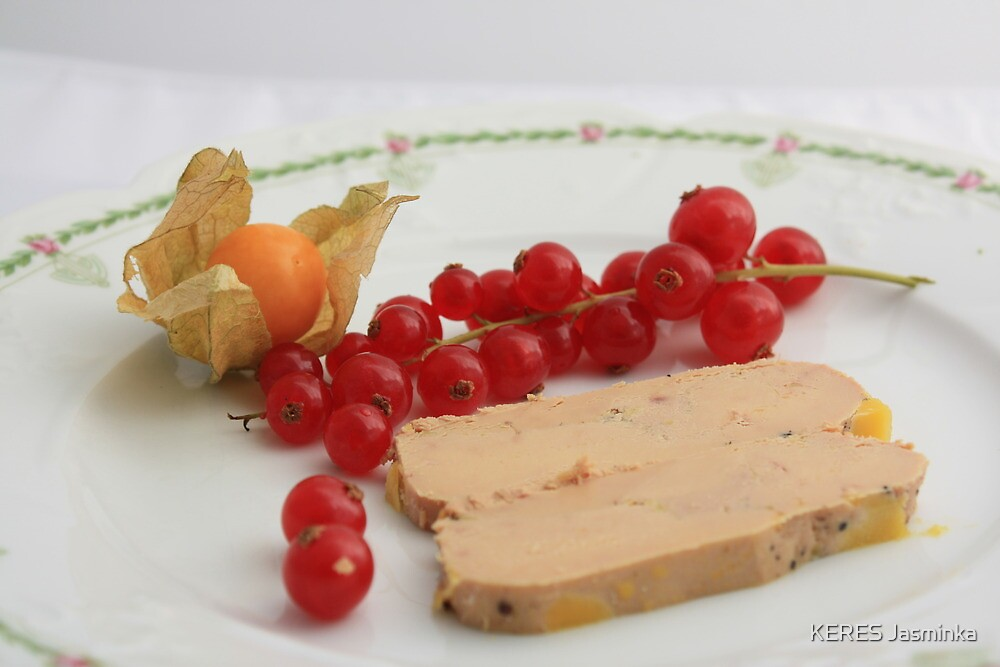 foie gras by KERES Jasminka