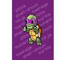 Squirtle Turtle - Donnie Photographic Print