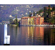 Bellano - Lake of Como Photographic Print