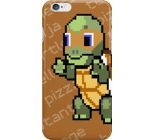 Squirtle Turtle - Mikey iPhone Case/Skin