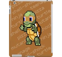Squirtle Turtle - Mikey iPad Case/Skin