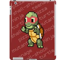 Squirtle Turtle - Raph iPad Case/Skin