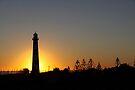 The Lighthouse  by Pene Stevens