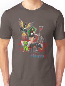 Pretty Guardian Trainer Pluto Unisex T-Shirt