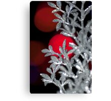 Red Moons Canvas Print