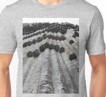 a desolate Armenia landscape Unisex T-Shirt