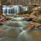 Upper Burden Falls by David Allen