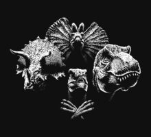 Jurassic Rhapsody by japu