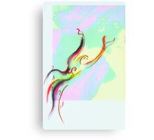 Flight of Fancy 6 Canvas Print
