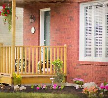 My Front Porch by Yannik Hay